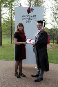 Macquarie University - Occasional address